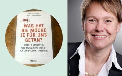 Dr. Frauke Fischer | »Fünf-Sinn-Fragen«-Mini-Interview