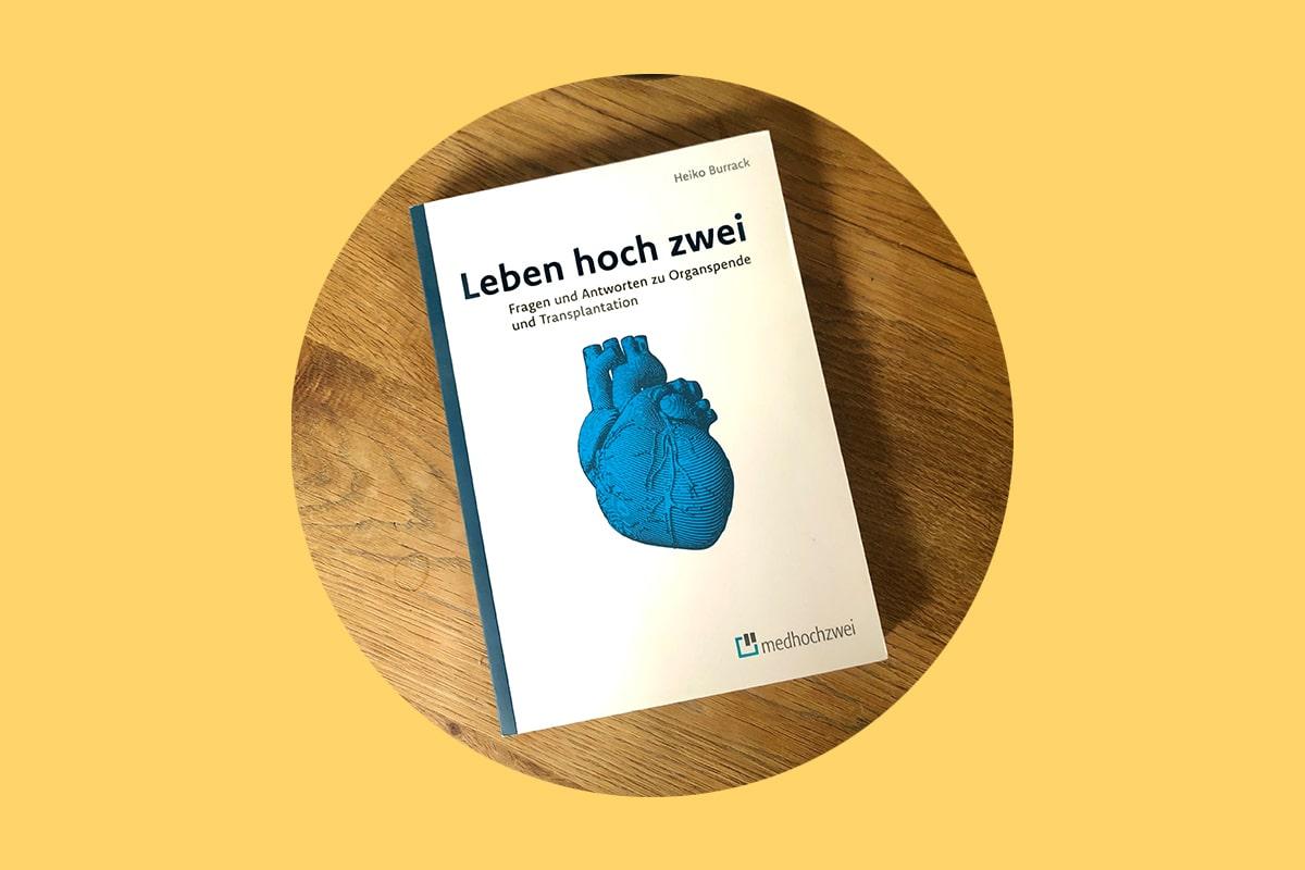 Buch: Heiko Burrack Leben hoch 2
