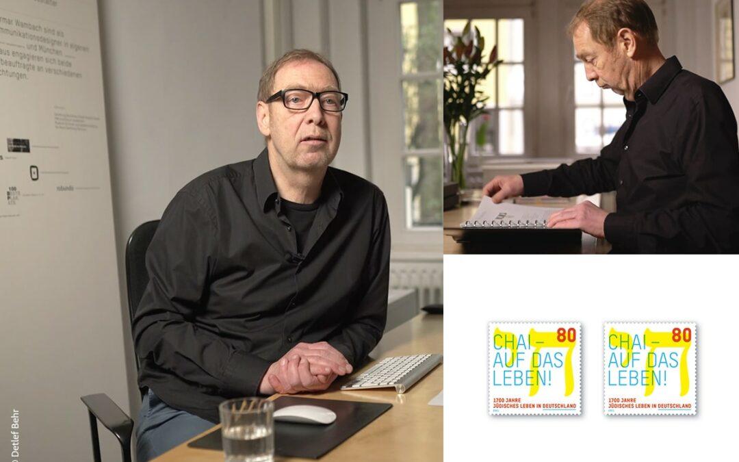 Detlef Behr | »Fünf-Sinn-Fragen«-Mini-Interview