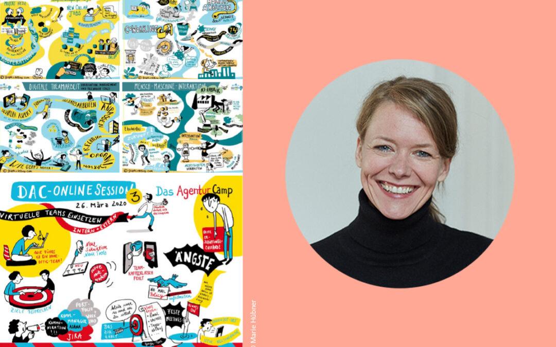 Marie Hübner | »Fünf-Sinn-Fragen«-Mini-Interview
